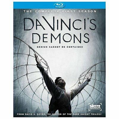 Da Vinci's Demons: Season 1 [Blu-ray], , New DVD, David Schofield,Gregg Chillin,