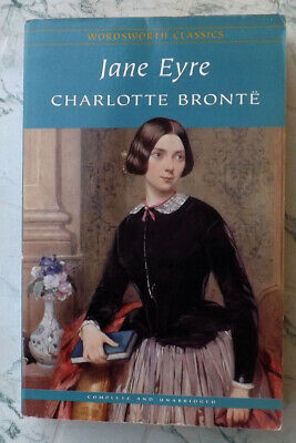 A793 - JANE EYRE - Charlotte Bronte - Wordsworth Editions Limited, Chatham, 1999