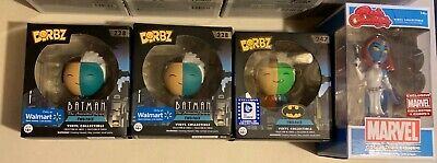 Assorted Variety Common Funko Pop, Dorbz, and Rock Candy