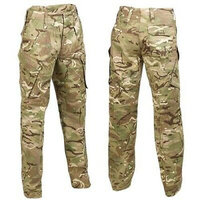 British Army MTP Warm Weather Trousers Genuine Military Issue NEW 80/84/100