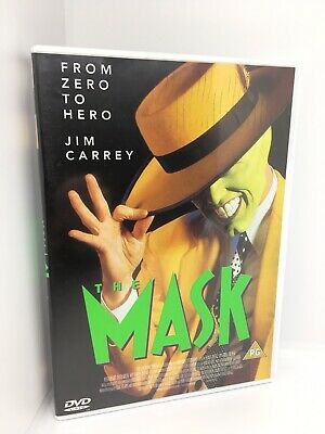 The MASK DVD. 1997.