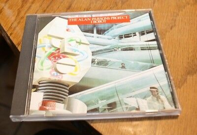 CD The Alan Parsons Project I, Robot