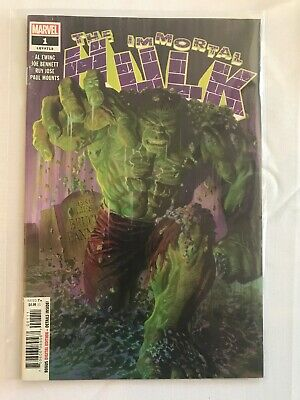 Immortal Hulk 1-12