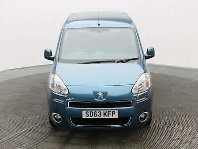 Peugeot Partner Tepee Horizon S Ac 1.6 Petrol Wheelchair Accessible Disabled