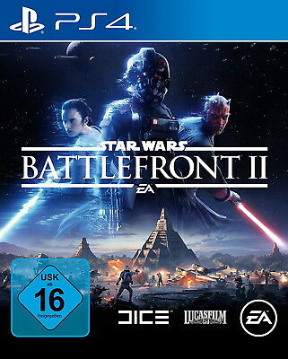 Star Wars Battlefront II: Standard Edition [PlayStation 4] | NEU & OVP