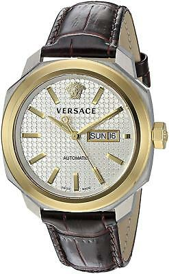 10e89299 VERSACE MEN'S WATCH Dylos Automatic 42 mm Limited Edition Swiss Made  VQI020015