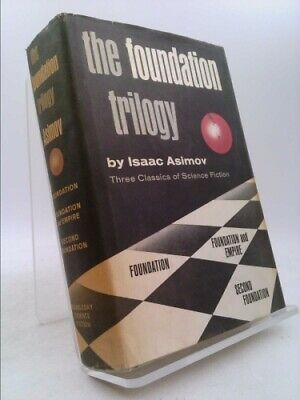 The Foundation Trilogy  (BCE) by Asimov, Isaac