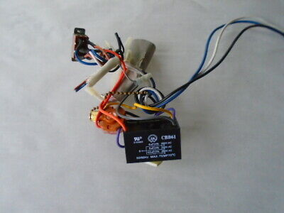 Awesome Hampton Bay Ceiling Fan Wiring Harness Switches Parts Cap Cbb61 Wiring Database Pengheclesi4X4Andersnl