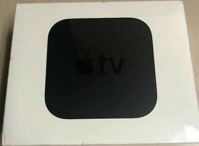 NEW! Apple TV 4K 64GB (5th Generation) HD Media Player Streamer A1842, MP7P2LL/A