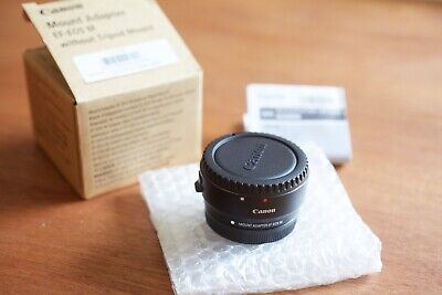 Canon Mount Adapter EF-EOS M (without Tripod Mount)