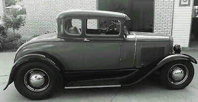 1931 Ford Model A deluxe 1931 ford av8 coupe