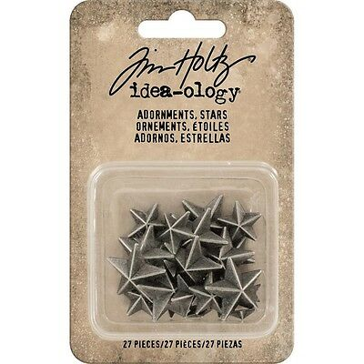 Idea-Ology Metal Adornments - Stars