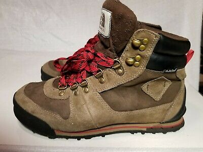 4e6fd146f THE NORTH FACE Men's Back to Berkeley Mid Cut Boots - Tan Brown size ...