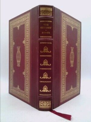 The Odyssey (The Oxford Library of the World's Great Books) by Homer