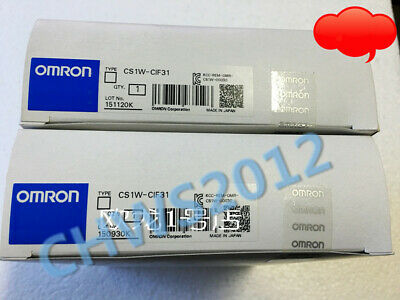 1 PCS NEW IN BOX OMRON USB to Serial Conversion Cable CS1W-CIF31