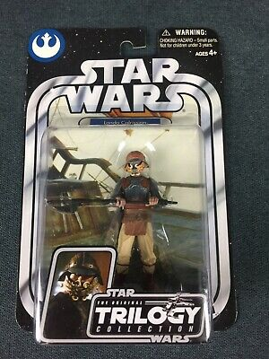 Star Wars Original Trilogy Collection OTC #32 Lando Calrissian (Skiff)Carded MOC