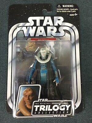 Star Wars Original Trilogy Collection OTC #31 Bib Fortuna Carded MOC