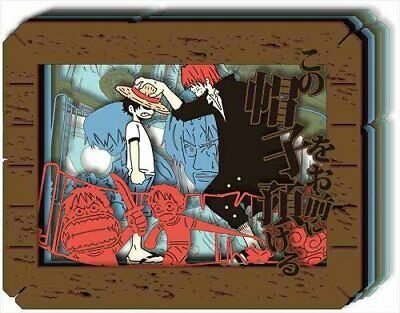 ENSKY PAPER THEATER ONEPIECE One Piece Going Merry PT-105 from Japan