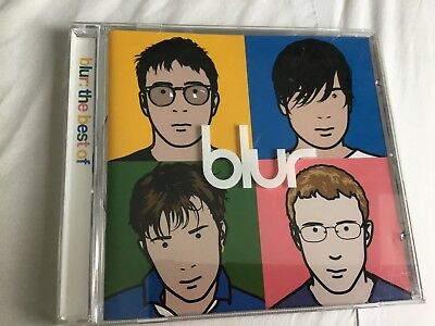 The Best Of Blur - Greatest Hits Cd - Country House / Tender / Parklife / Song 2
