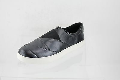 064fe4bbc867 Dr Scholl s Sienna Black Leather Fashion Sneakers Women s Shoes Size 9.5 ...