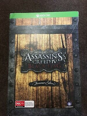 Assassins Creed Black Flag Buccaneer Collecters Edition Xbox One Game