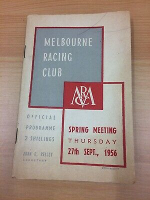 1956 Underwood Stakes - RISING FAST