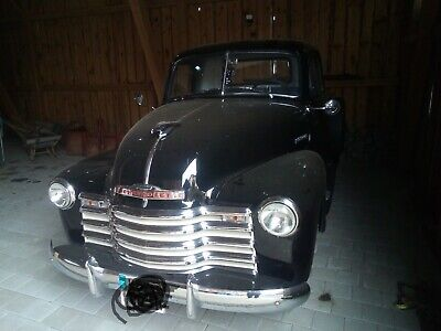 Chevrolet 3100 Shortbed Pick Up Bj 1953 Top (Texas) H-Zulassung