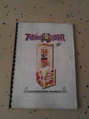 LAI GAMES Time Buster Original Instruction Manual
