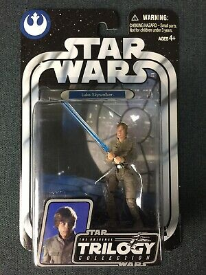 Star Wars Original Trilogy Collection OTC #26 Luke Skywalker (Bespin) Carded MOC