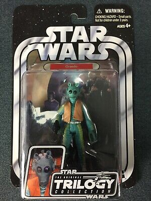 Star Wars Original Trilogy Collection OTC #22 Greedo Carded MOC