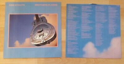 Brothers In Arms Vinyl Album- Dire Straits