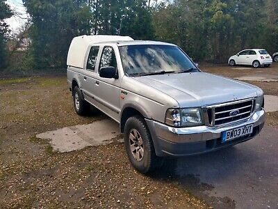 ford ranger twin cab