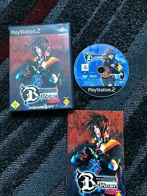 The Bouncer (Sony PlayStation 2, 2001, DVD-Box)