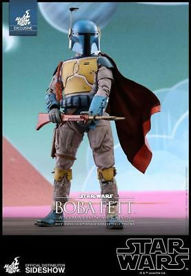 Hot Toys Star Wars Boba Fett (Animation Version) / Sixth Scale / Tms006