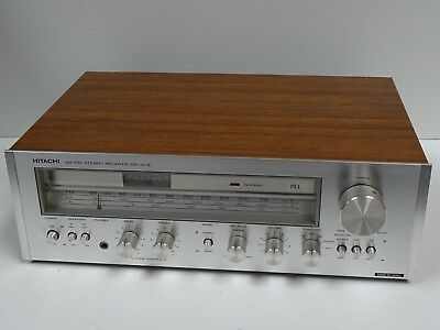 Hitachi SR-303L Vintage FM, MW & LW Stereo Receiver Integrated Amplifier