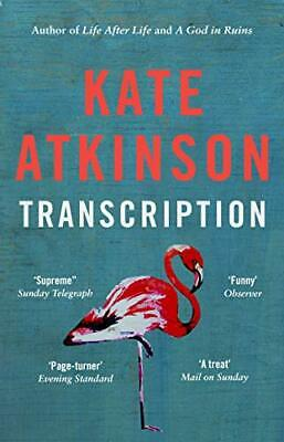 Transcription by Kate Atkinson New Paperback Book