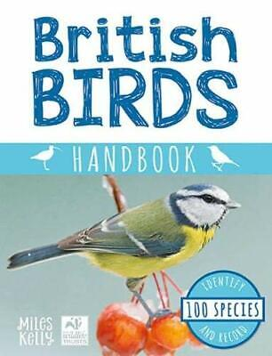 British Birds Handbook by Duncan Brewer New Paperback Book