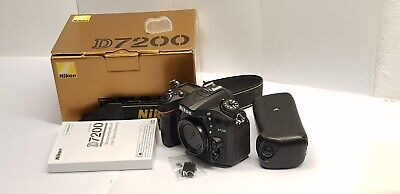 Nikon D7200 24.2 MP SLR-Digitalkamera Body in OVP