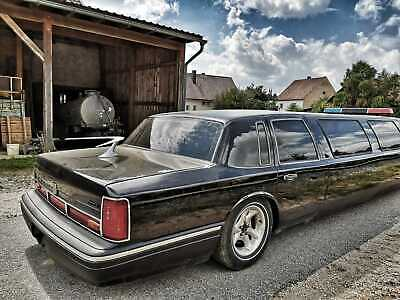 Lincoln Town Car Stretchlimousine Oldtimer