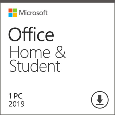 Microsoft Office Home & Student 2019 PC Windows Vollversion Deutsch Produktkey
