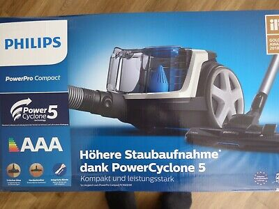 philips power pro compact FC9332/09 Cyclone 5 OVP Staubsauger AAA
