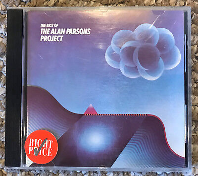 The Best of The Alan Parsons Project CD