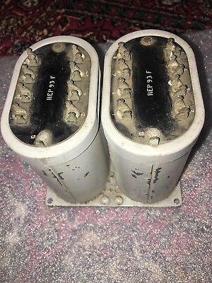 Western Electric Rep 93 F Transformer Nos