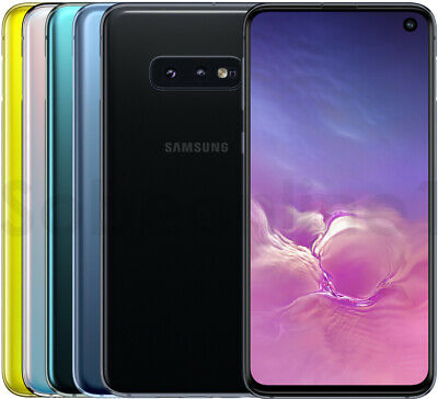 OPEN BOX - Samsung Galaxy S10E 128GB SM-G970F/DS Dual Sim (FACTORY UNLOCKED)