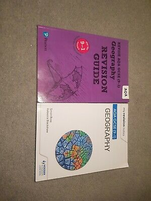 GCSE 9-1 Geography AQA Revision Guides