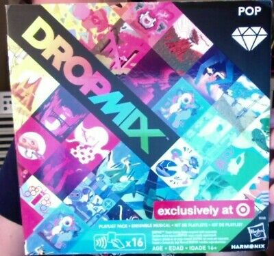 Dropmix Pop Playlist Pack Target Exclusive NEW SEALED Flawless