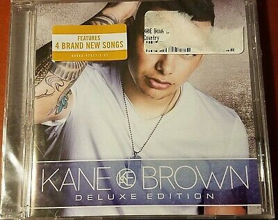 Kane Brown Deluxe Edition  Cd New