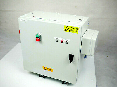 Converter 1 Single Phase To 3 Phase Generator 0 - 22 KW Transformer Heavy Duty