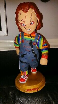 Chucky 3d printed hand painted
