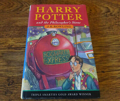 Harry Potter And The Philosophers Stone Hardback 1St Edition 21St Print 1997